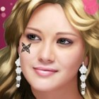 Hilary Duff is a famous singer and actrice. In this make over game you can make