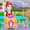 Horse Wedding Cake is an online cooking game. You are a very talented cake make