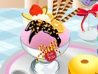 Have fun! with a chance to decorate your favorite ice cream! You can choose top