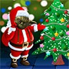 Decorate a cool christmas tree for Star wars po...