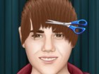 Justin Bieber's real haircut was an unique style for a boy, but the fans alread