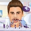 It was a nice day in this Justin Bieber dentist game and it just got eve better
