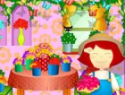 There is a new flower shop in town: Blossoms! Katie had the courage to start a