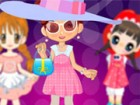 This summer, there is a Kids Fashion Competition in town and Ann asks her mothe