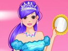 Rapunzel needs a makeover! Change her hair style, dress, shoes and more. Once y