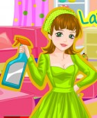 Mary's mom is a laborious housewife,on holidays, she often helps her mother do