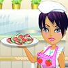Laila is a super chef in the kitchen and she has always been preparing very del