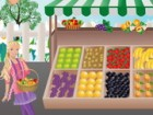 Play Lisa Fruit Shop and have fun helping Lisa to serve fresh fruits to her fan