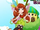 This little fairy prepares for a new magical da...
