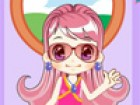 Hi kids, do you love to dress up Chibi? Now, you beautify her by giving wonderf