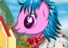 You are having a cute little pony as your pet and you are so fond of it that yo