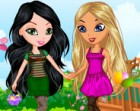 Lora and Sonia need your help to choose a beautiful outfit for summer.First you