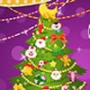 Decorate this magic Christmas tree with many ki...