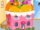 Decor your doll house with many options of colors, windows, top, garden and mor