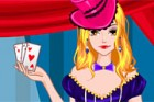 Sheila is not only a professional in magic tricks but also a tight follower of