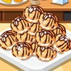 Profiteroles look great, taste great and are the ultimate dinner party dessert.