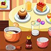 Hey kids, in this cooking game you will learn how to prepare this delicious des