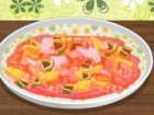 In today's cooking class you will learn how to make a restaurant-style sweet an