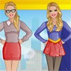 This cute girl is a superhero but she is an assistant in real life. Play our co