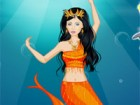 The beautiful Ariel lives in the Ocean since she was born. 