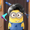 Open the doors in this minion hair salon game and start making them some awesom