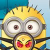 Have a fun time with Minion as he is having some nose problems that you need to