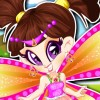 Winx club girls are slim and tall. But this mini winx girl is cute and adorable