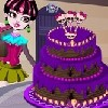 Draculaura wants to bake a cake! Will you help ...