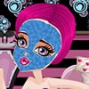 The monster high vampire Draculaura is so excited! Can you guess what could be