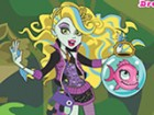 Monster High Lagoona Blue Doll with Neptuna Pet Goldfish: Lagoona Blue is one o