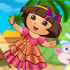 Cute Dora rules the kindergarten world for a long time. Every kids like her swe