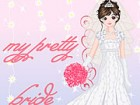 Susie is a beautiful and pretty girl that is getting married today and she is s