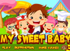 In this game you have to take care of a sweet b...