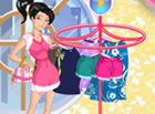 An inovative dress up game with spinning racks and help Nikki find her personal