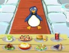 Maybe you heard about the famous penguin who has opened a new restaurant in the