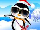 Help little penguin dress up for the cold but fun play day. Have fun with playi