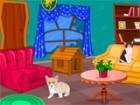 Can you help to decorate Collie's pet's home? She has got new furniture and
