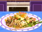 Put on your cooking wear and you chef hat as in this cooking game you will prep