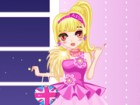 Are you fond of the pink color? If answer is yes, you must play this game with