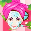 Pirate fairy is a popular animation movie. We all love it. ZArina is a popular character from it. You can wash Zarina's hairs. Then give her a facial care. Make up and dress up Pirate fairy Zarina at the end of the make up game.