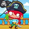 Arr matey! Sarah be taking to the high seas as a pirate! She can't wait to visi