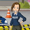 Female police office dress-up game that will ha...