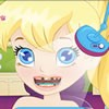 In this new dentist game you will meet Polly Pocket for the first time and she