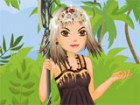 Pretty Jungle QueenDiana plays the role of the queen of jungle in a new movie a
