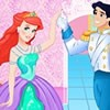 Princess Ariel is graduating from high school. She is going to attend graduatio