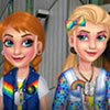 Play our latest princesses dress up game for girls and help your most loved Dis