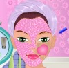 Check out the princess makeup kit from this princess makeover facial beauty gam