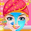 A princess need a beautiful makeover and needs to go to a beautiful salon for t