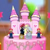 You can decorate a nice princess cake like a castle.