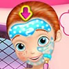 Princess Sofia needs your help to be prepeared for the ball this night. Make up , dress up her with nice princess clothes.